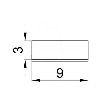 Uszczelka GST-150-03x09