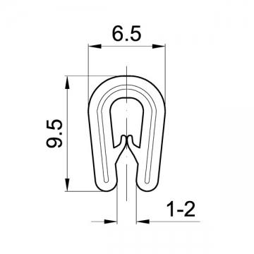 Uszczelka GST-K102
